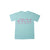 Short Sleeve Adult T.B.B.C. T-Shirt - Light Blue