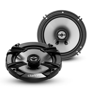 Clarion coaxil speaker with slim design