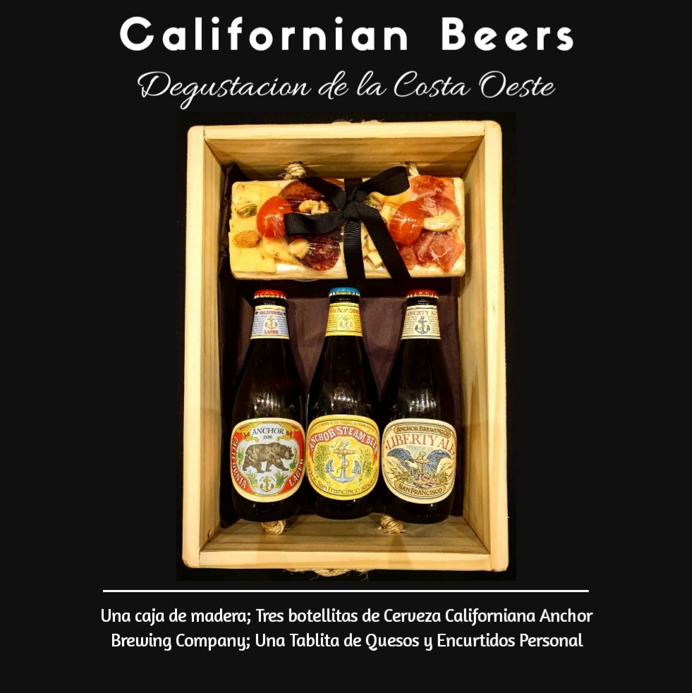 California Beers