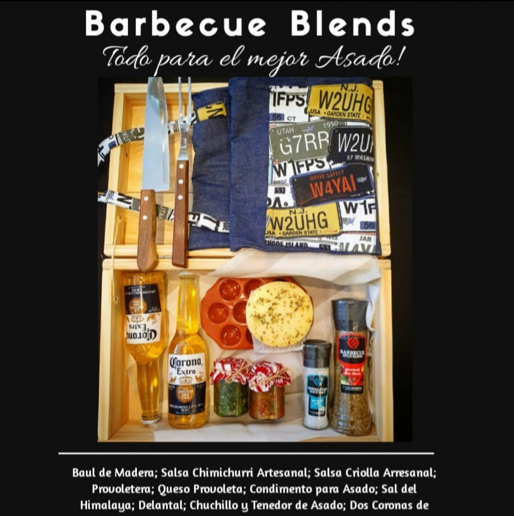 Barbacue Blend