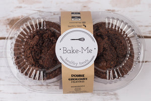 Double Chocolate Muffins (2 Unidades)