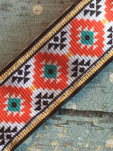Free Bird Aztec No Slip Headband
