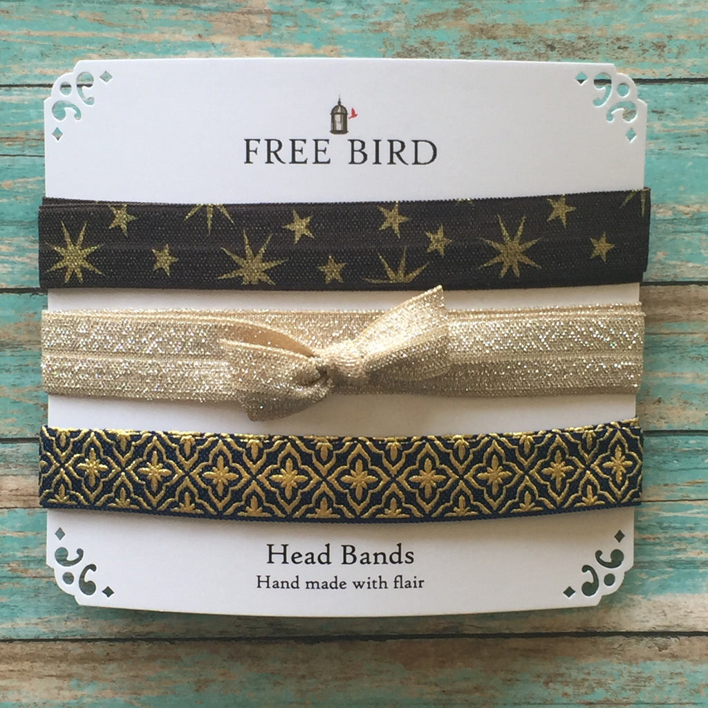 Free Bird Northern Star Head Bands