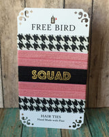 Free Bird Spirit Hair Ties