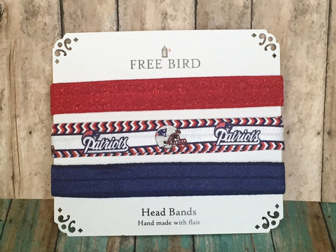 Free Bird Patriots Head Bands