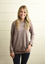 Mocha Ashby Top