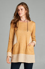 Mustard Pocket Tunic
