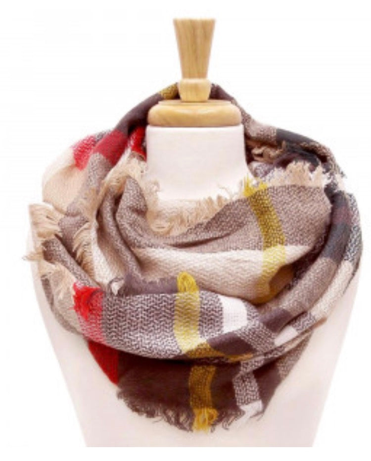 Neutral Infinity Scarf