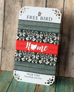Free Bird Home Hair Ties
