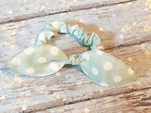 Load image into Gallery viewer, Free Bird White Polka Dot Bow Ties