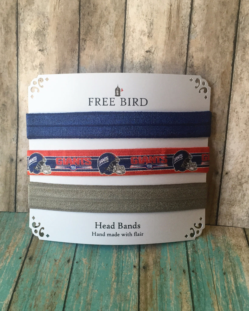 Free Bird Giants Headband