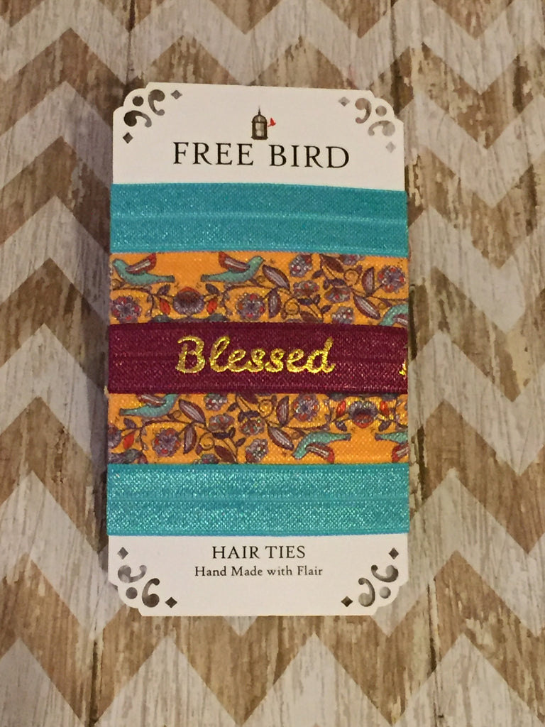 WS Free Bird Blessed
