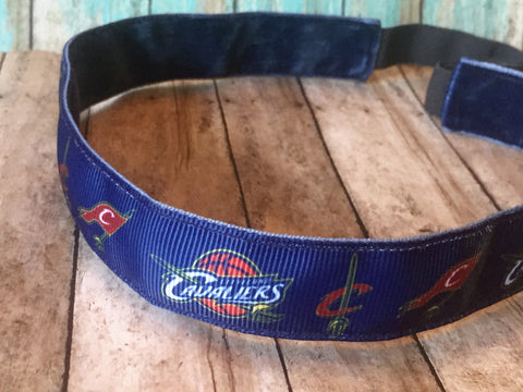 Free Bird Cavs No Slip Headband