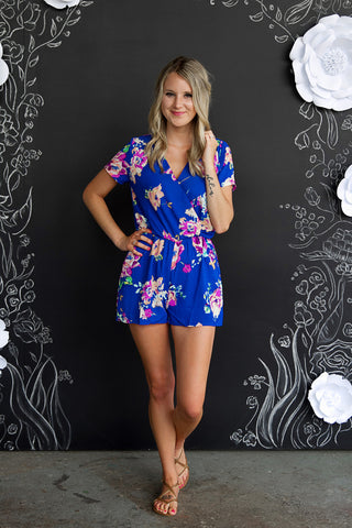 Everly Romper