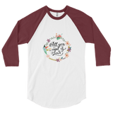 All You Need is Love Baseball Tee