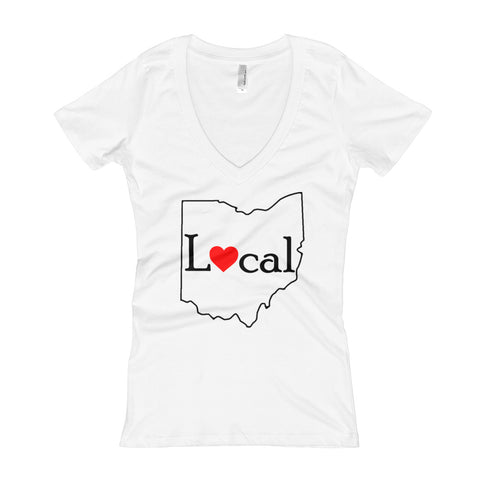 Ohio Local V-Neck T-shirt
