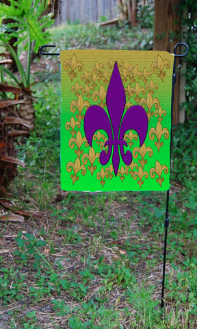 Fleur de lis flags – Art Gifts by the Beach