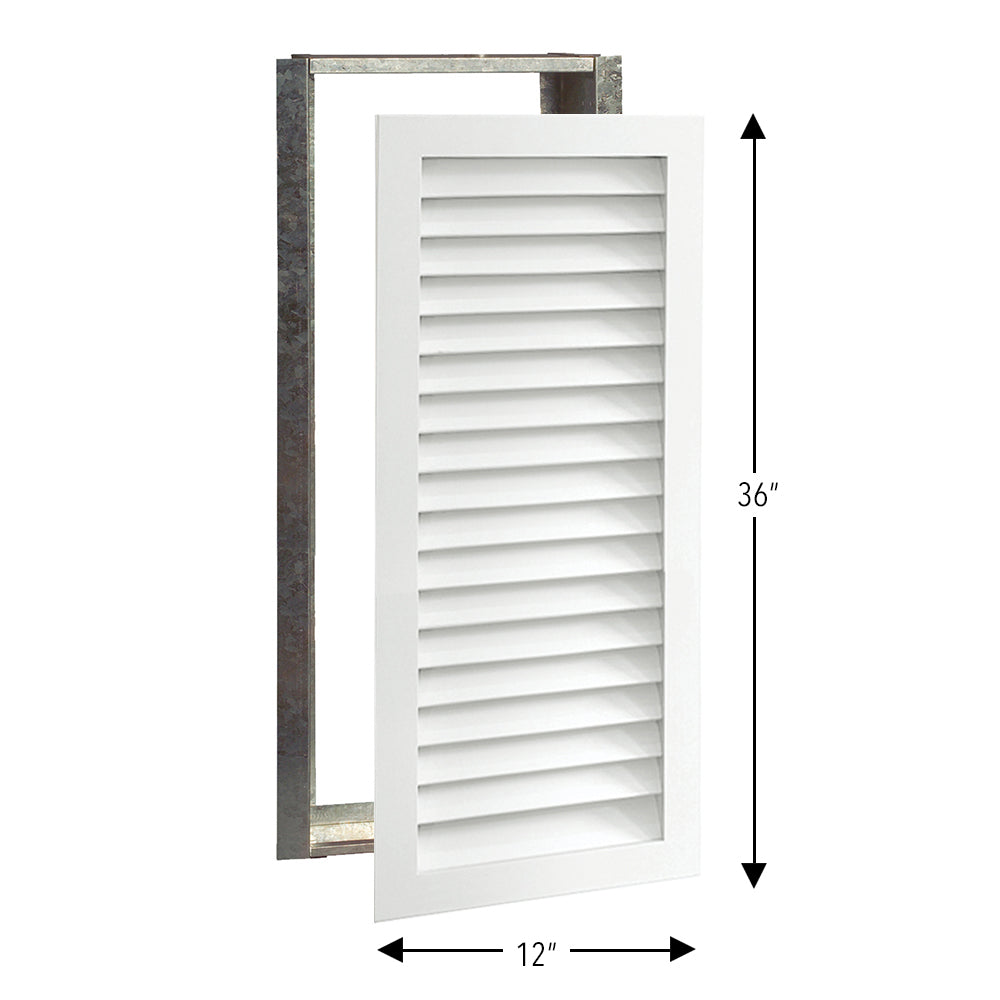 Paintable Design Series A/C Return Grilles - Worth Home Products