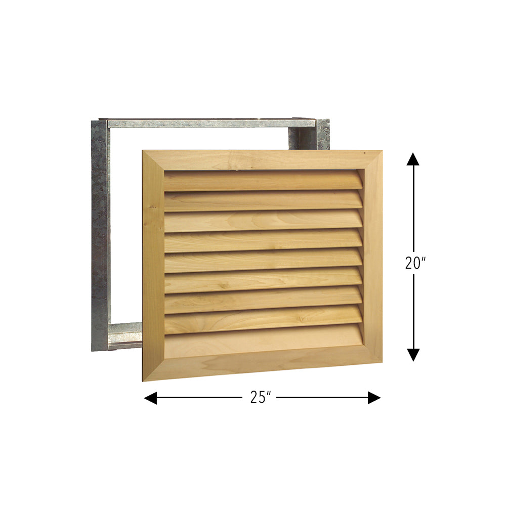 Stainable Architectural Series A/C Return Grilles - Worth Home Products
