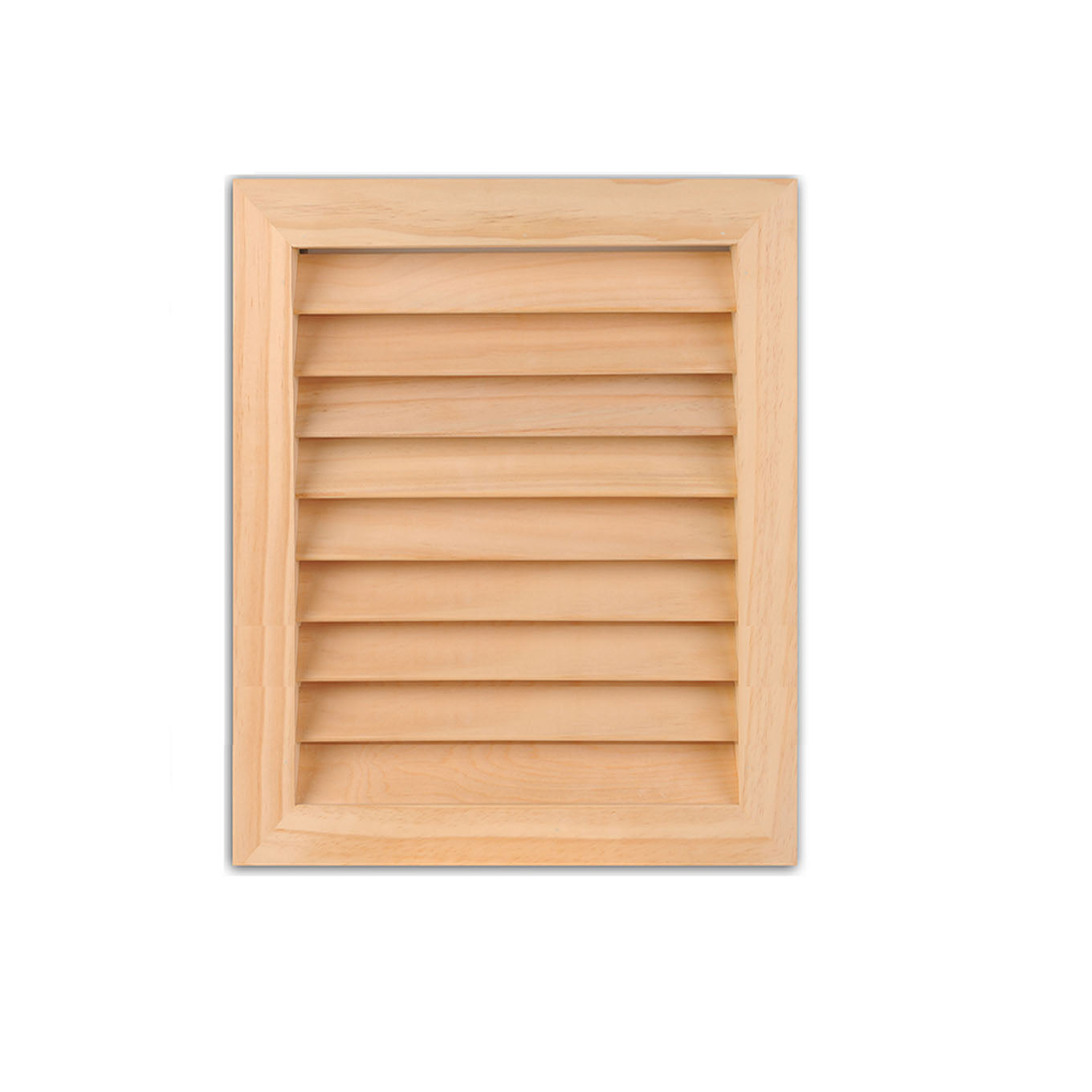Decorative Wood A/C Return Grilles - Ready to paint to match your walls or trim.