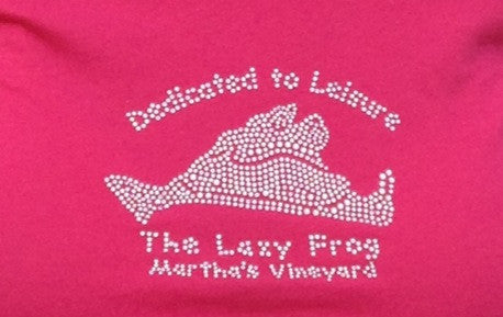 Lazy Frog Bling Shirt