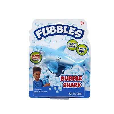 Fubbles Bubble Shark