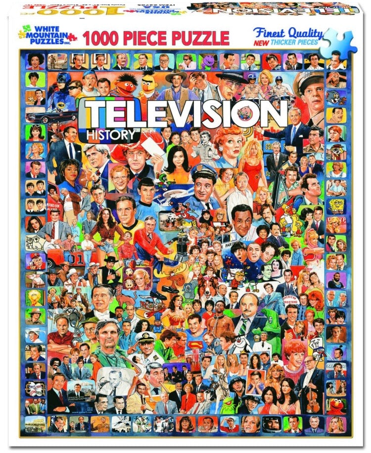 Puzzle Television History