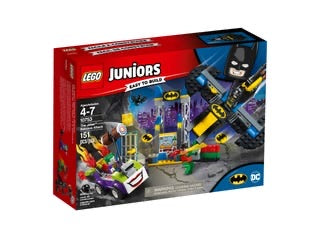 Lego 10753 Joker Batman Attack
