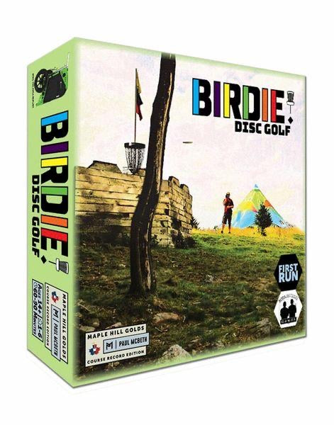 Birdie Disc Golf