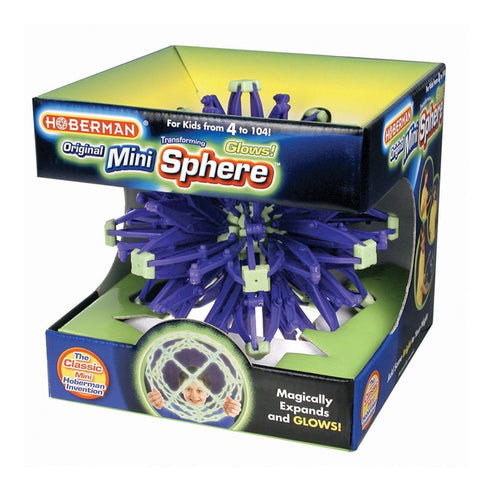 Hoberman Mini Sphere Glow