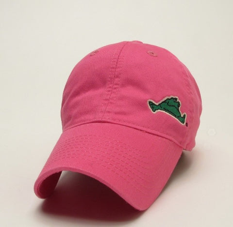 Lazy Frog Baseball Hat Hot Pink