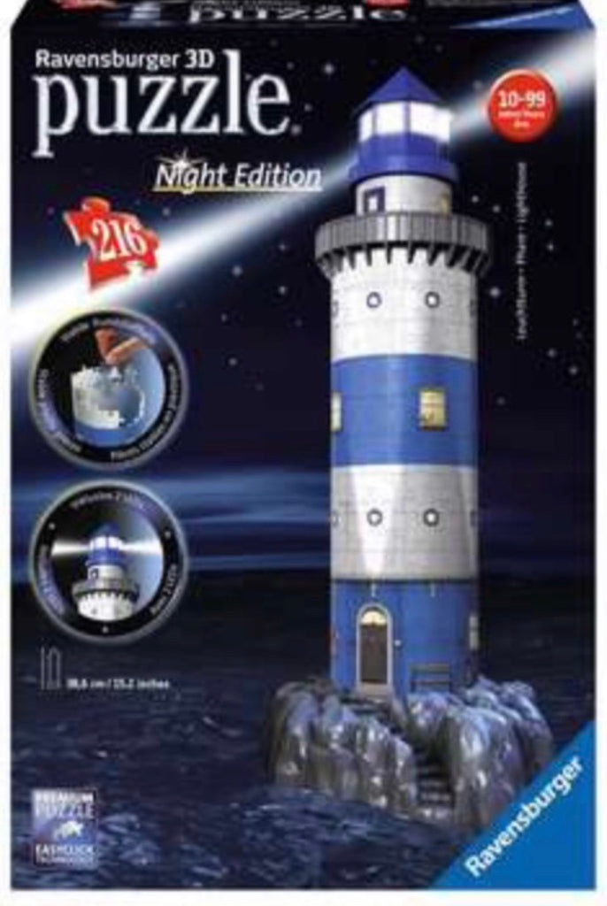 Puzzle 3D Lighthouse