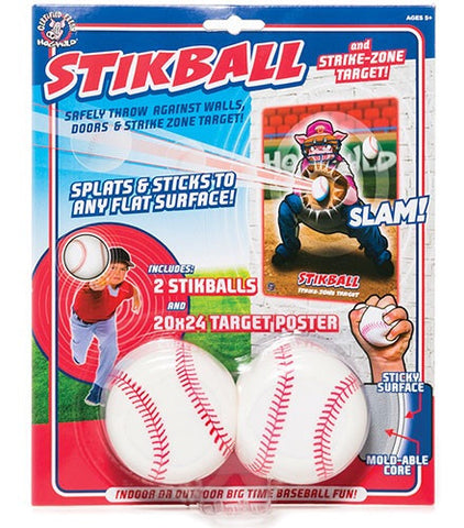 Stikball with Target