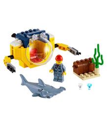 Lego 60263 Ocean Mini-Submarine