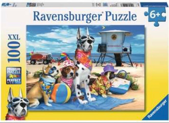 Puzzle No Dogs on the Beach