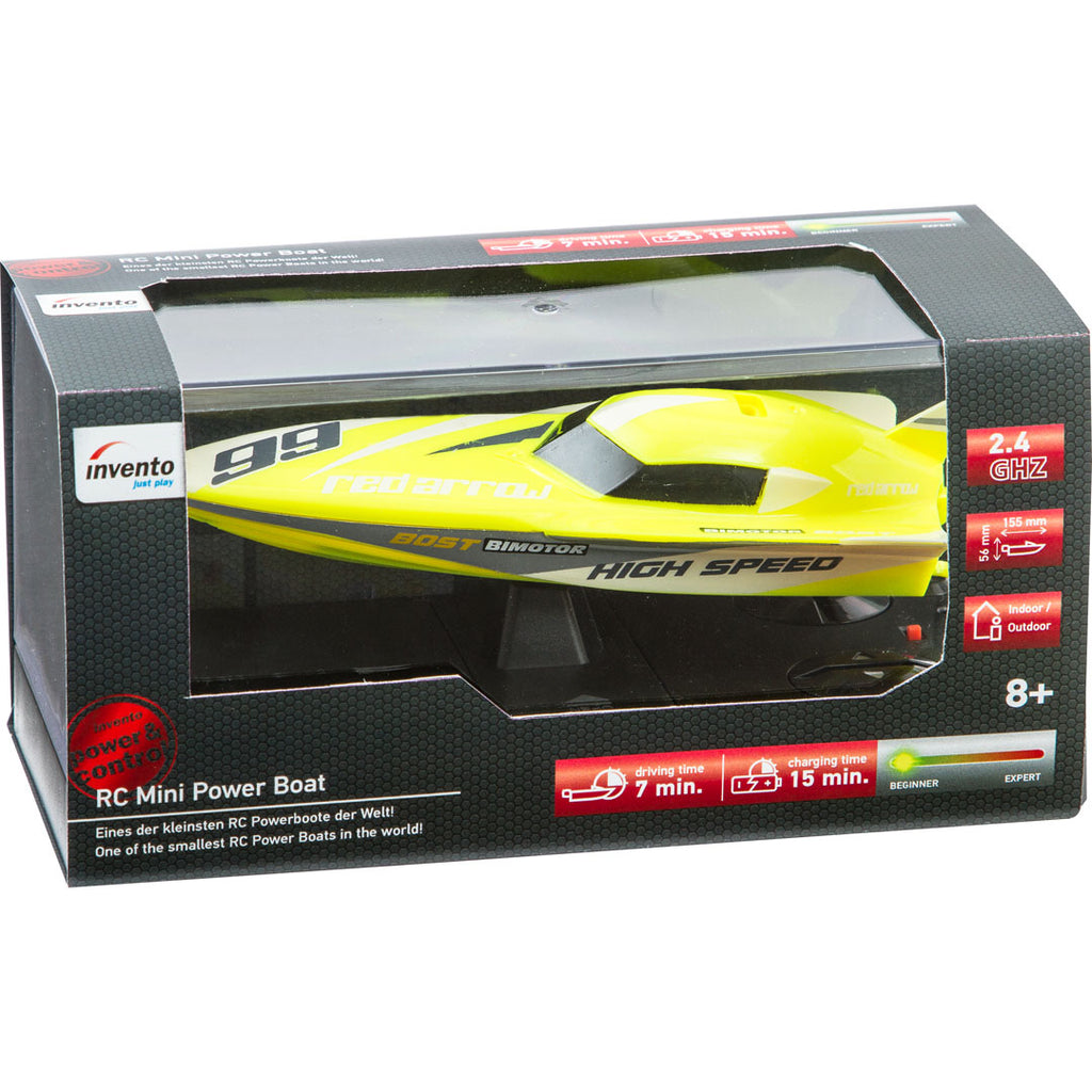 Remote Control Power Boat