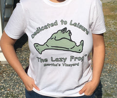 Lazy Frog Solar Active Adult Shirt