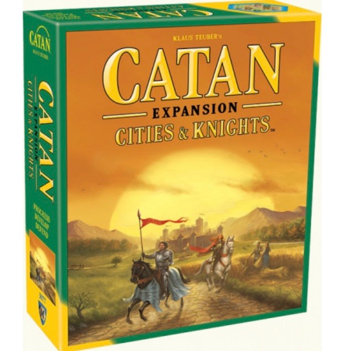 Catan Cities & Knights