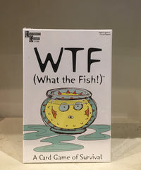 WTF What the Fish