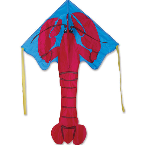 Kite Red Lobster Larger Easy Flyer