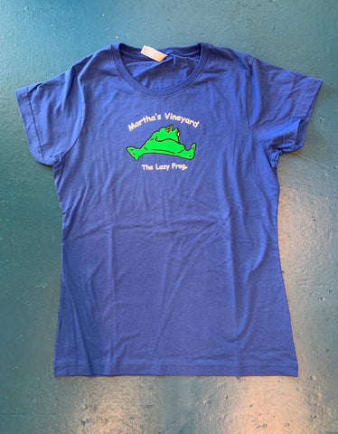 Lazy Frog Royal T-shirt