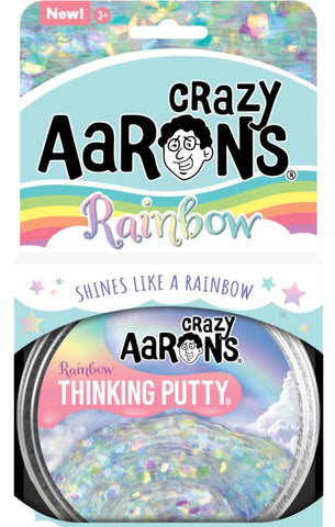 Crazy Aaron's Rainbow Putty