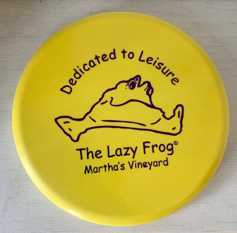 Lazy Frog Disc Golf XT Bullfrog