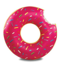 Bigmouth Giant Donut Float Pink