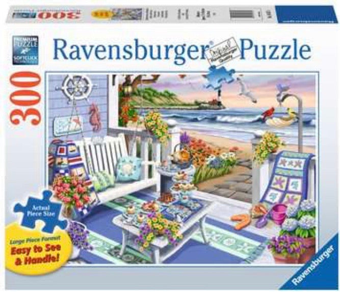 Puzzle Seaside Sunshine