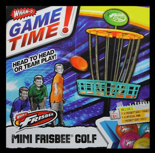 Mini Frisbee Golf Basket