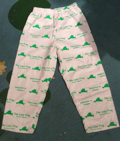 Lazy Frog Lounge Pants Youth
