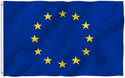 EU European Union Flag
