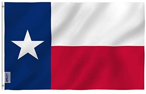 Texas State Flag - 3x5 Ft