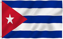 Load image into Gallery viewer, Cuba National Flag